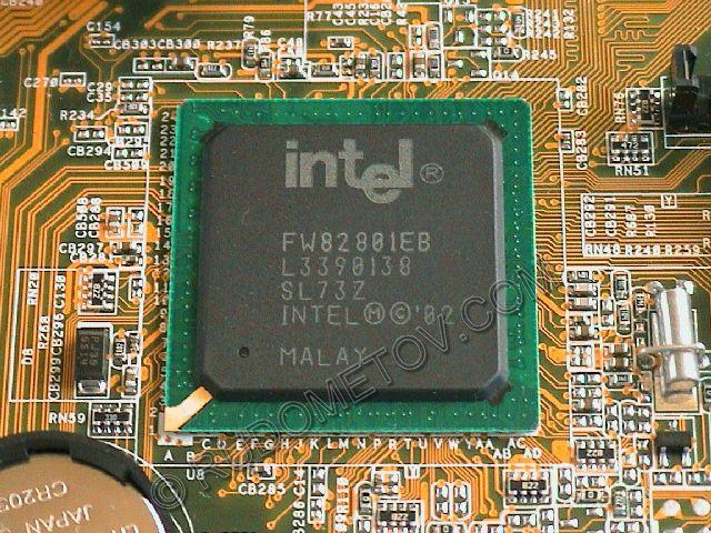 Как определить тип Вашего набора микросхем Intel.