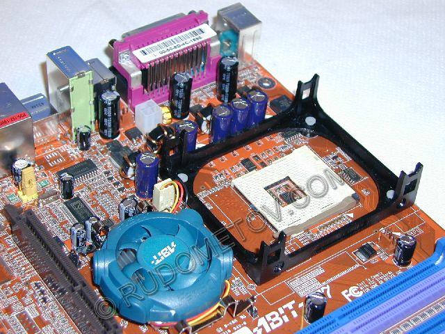 Микросхема MCH чипсета i865PE