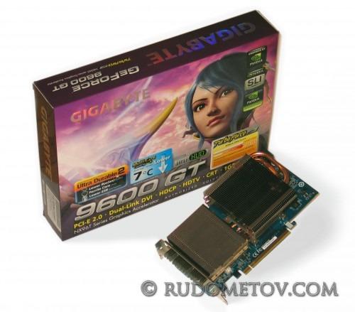 Box GV-NX96T1GHP