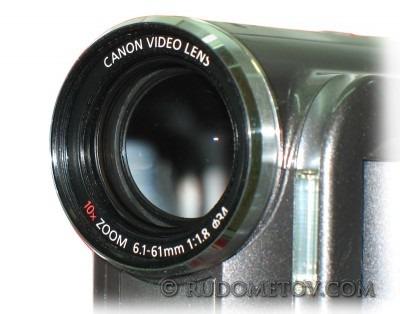 Lens 400x314 Цифровая видеокамера (стр.25)
