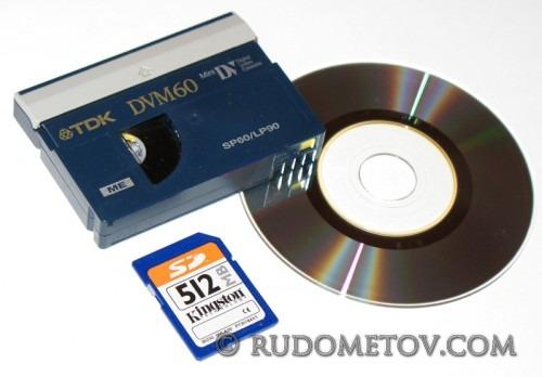 Media 500x348 Цифровая видеокамера (стр.17)