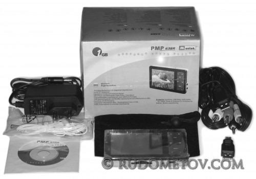 Mustek PMP638R 01