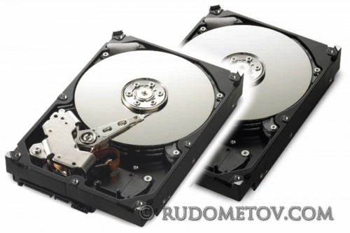 2 x HDD