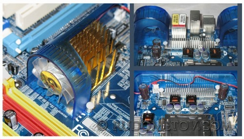 Coolers1 500x285 Две платы на i975X (часть 3)