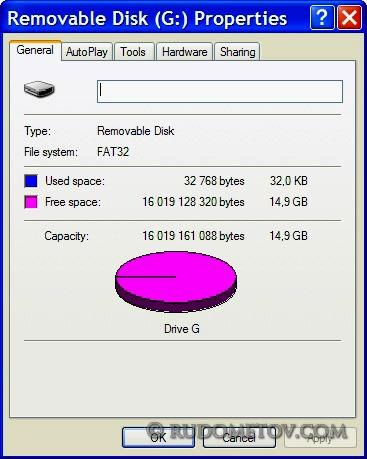 MicroSDHC 16GB Capacity