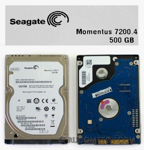 Momentus 7200.4 500GB