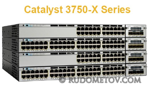 Catalyst 3750-X