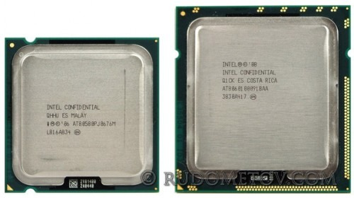 Core 2 Quad & Core i7