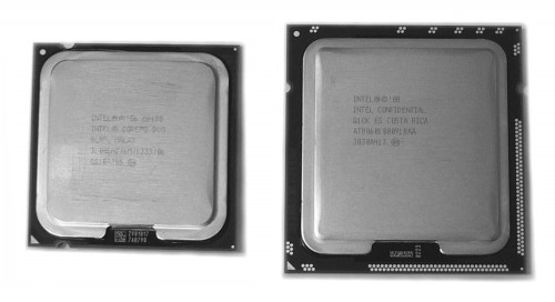 Intel Core 2 и Intel Core i7