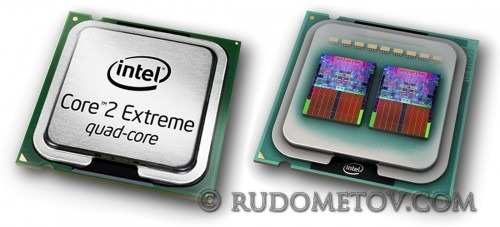 Intel Core2 Extreme Quad