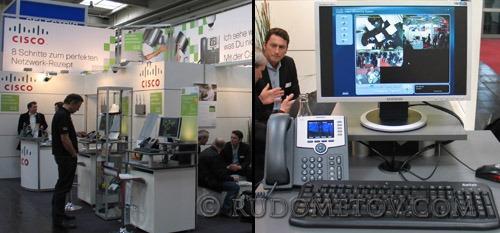 004 Мировая выставка IT достижений (часть 3)