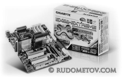 GA-EX58-EXTREME Kit
