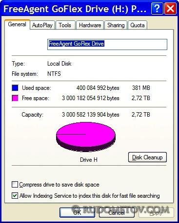 GoFlex Desk 3TB USB2.0 05