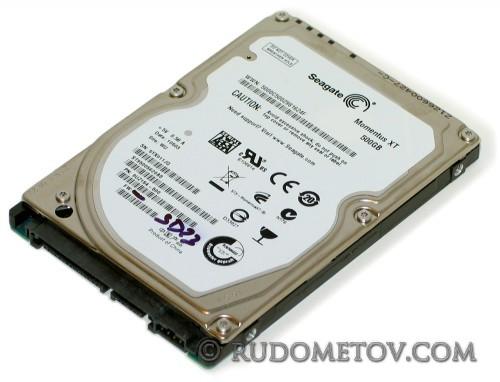 Momentus XT 500GB 06