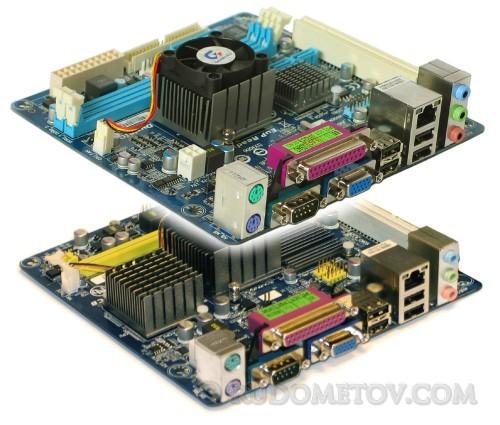 Atom Motherboards