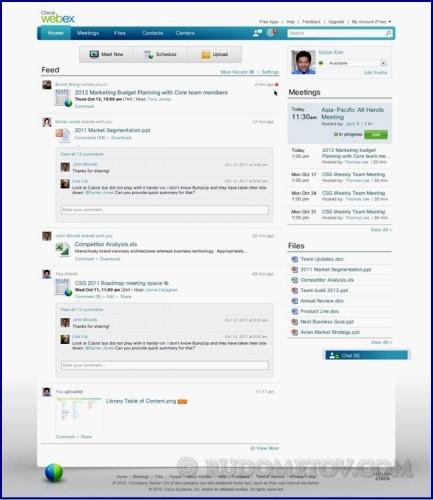 Cisco WebEx 05