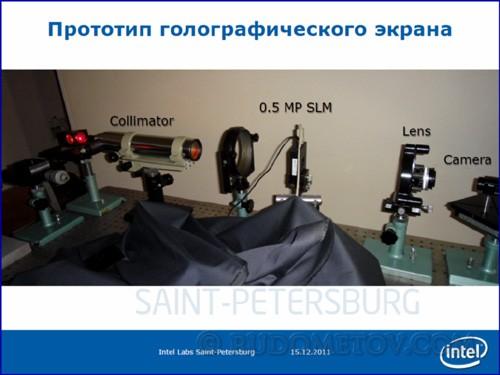Intel Labs SPb 09
