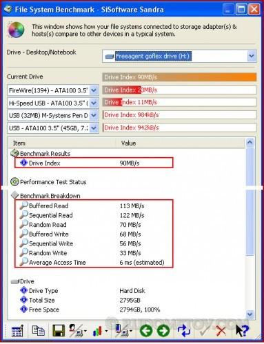 FreeAgent GoFlex Desk 3TB USB3.0 06