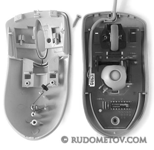 компьютерной мыши с