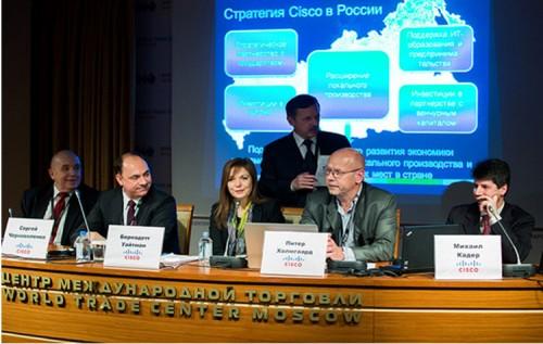 Cisco Connect 2013 08
