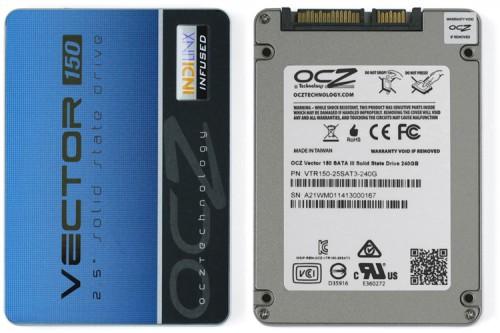 SSD Vector 150 240GB 003