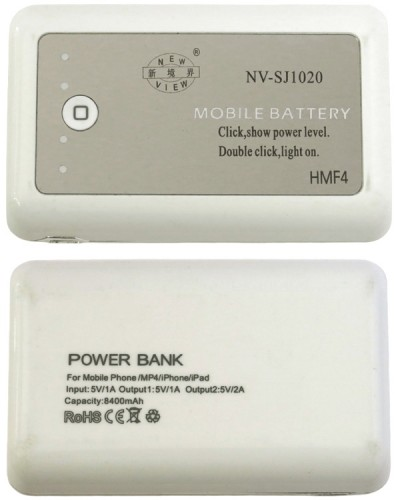 Power Bank NV-SJ1020 02