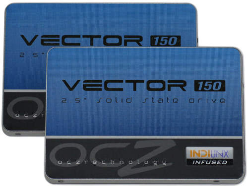 SSD Vector 150 in RAID 01