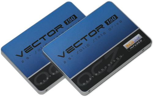 SSD Vector 150 in RAID 05