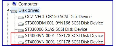 2xST4000VN0001 02 Enterprise RAID 0 для NAS (часть 2)