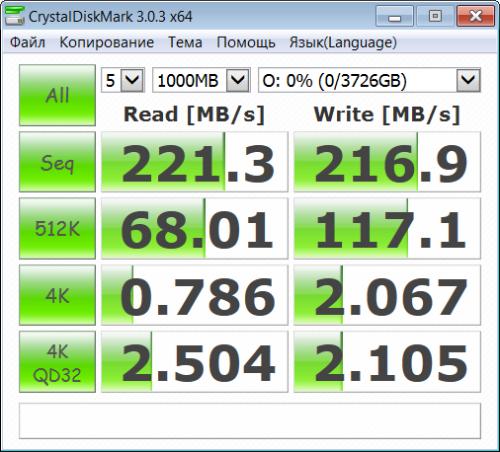 2xST4000VN0001 05 1 500x452 Enterprise RAID 0 для NAS (часть 2)