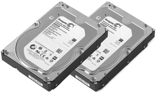 2xST4000VN0001 09 Enterprise RAID 0 для NAS (часть 3)