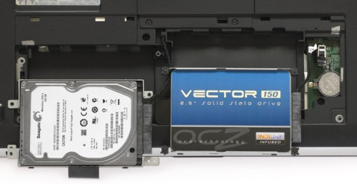 SSD and HDD for HP ENVY-17 05