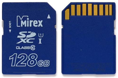 Mirex SDXC 128GB 02