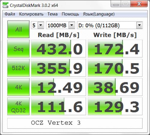 OCZ Vertex 3 08 1 500x453 SSD OCZ Vertex 3 120GB (часть 3)