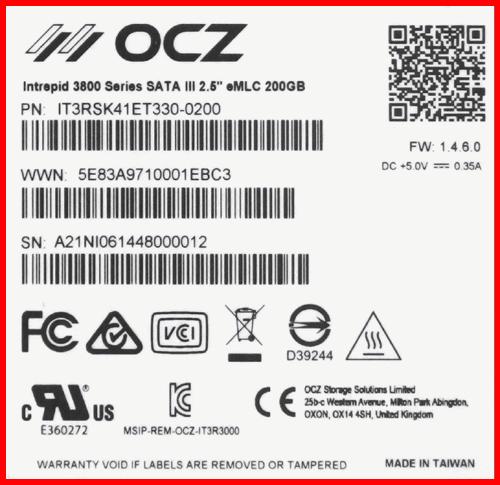 Intrepid3800 03 Корпоративный SSD Intrepid 3800 200GB (часть 2)