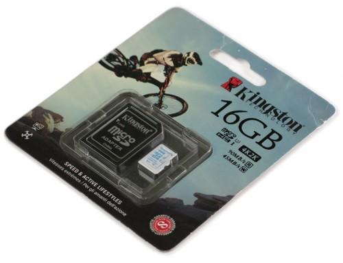 SDCAC 16GB 01 500x383 MicroSD Action Camera UHS I U3 (часть 1)