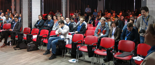 Intel Partners Day (часть 2)