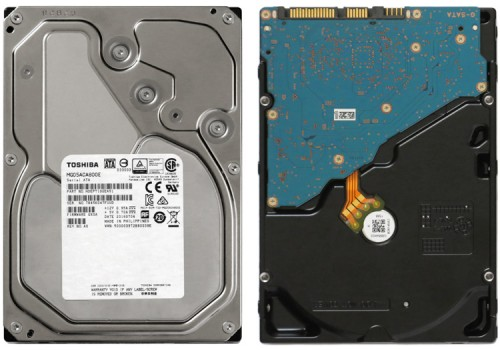 MG05ACA800E 02 500x350 Toshiba Enterprise Capacity HDD 8TB (часть 2)