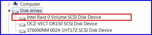 MG05ACA800E RAID 07 3 Toshiba Enterprise Capacity HDD 8TB в RAID 0 (часть 3)