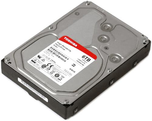 N300 6TB 01 1 Toshiba HDD 6TB для NAS