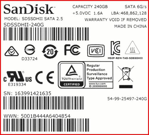 SDSSDHII 240G G25 04 SanDisk SDSSDHII 240G G25 (часть 2)