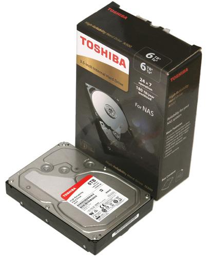 Toshiba N300 6TB 09