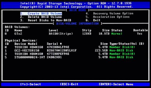 Toshiba N300 6TB RAID 03