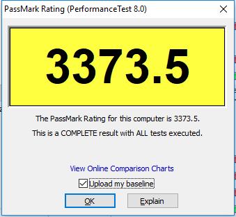 passmark Собираем мощный компьютер небольшого размера