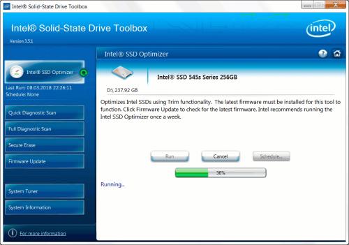 Intel 545s 256GB 06-2