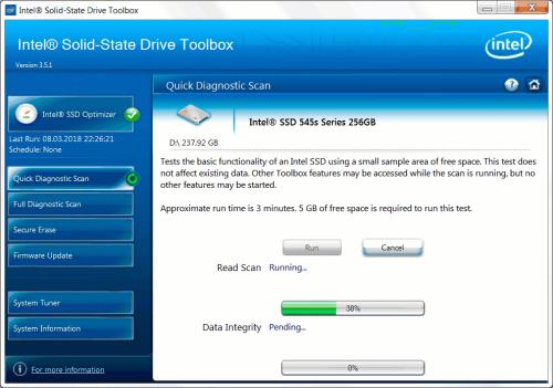 Intel 545s 256GB 06-3