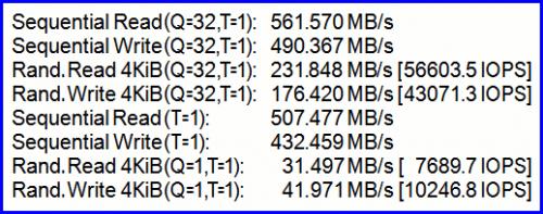 Intel 545s 256GB 09-2