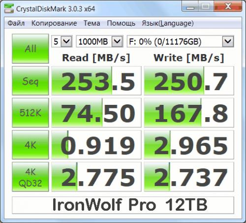 IronWolf Pro ST12000NE0007 08-1