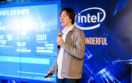 Intel 50 11 Intel – 50 лет