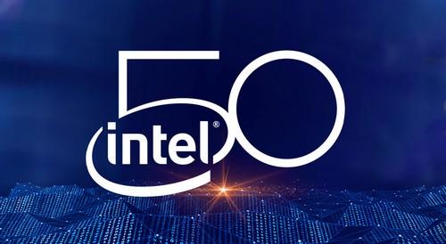 Intel 50 20 Intel – 50 лет
